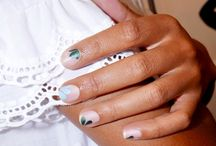 Spectacular Nail Looks From the Spring 2018 Runways / Nail Looks From the Spring 2018 Runways