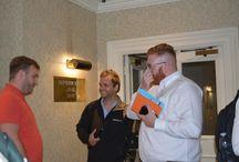 Brighton Online Seller Meetup / Held at Grand Hotel, our first Brighton Online Seller Meetup was  successful expert speakers from PlentymarketsUK, Vdepot, Sitevisibility and Tamebay.