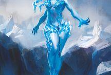 ELEMENTAL • Ice