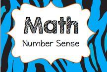 Math: Number Sense / Number Sense concepts