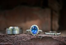 Engagement and Wedding Rings / Wedding and engagement ring ideas.