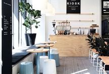 Interior Design Coffee Shops