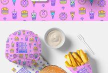 Restaurant/Bar Branding & Packaging