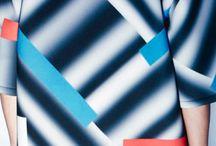 Digital wave menswear