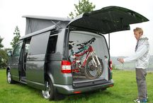 camper van / self made caravan