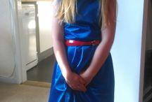 eurovison dress / Making a dress for the eurovsion