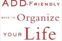 Books: ADD/ ADHD