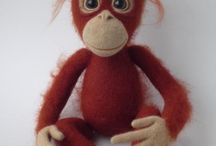 a monkey for Caine
