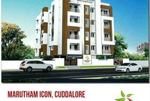 Marutham Icon / Looking to Buy #Apartments for #Sale in #Cuddalore? Get your dream #Flats for Sale in Cuddalore with most modern amenities at lowest price from #Marutham #Icon.