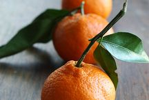 Food photo - mandarins