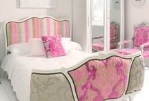 Bedrooms / by Amy Priddy