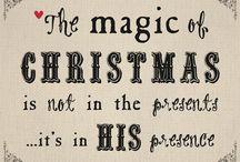 Christmas / by Jill Wolf