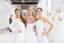 Bridal Wear / As a B2B exhibition, INTERBRIDE is directed to the top decision makers of the international retail trade, giving them the opportunity to place orders for the fashion collections of the coming season.