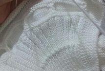 pletenie od krku
