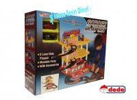 Oyuncak Otopark 3 Katlı Garaj Oyun Seti