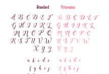 caligrapy