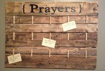 A PRAYER WALL