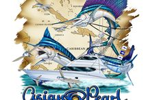Asian Pearl Fishing Team / OceanLED Ambassadors, Asian Pearl Fishing Team