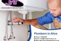 plumbers in Alice