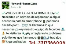 Play and Phone Zone