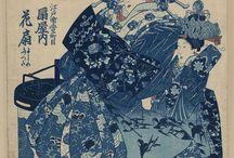1 Ukiyo-e: Blue Prints