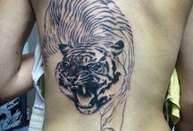 Giacomo Cascioli / Tattoo and art