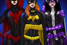 Superheroes-The girls