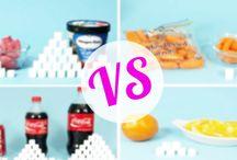 Nutrición / Alimentación y ejercicio para lograr resultados!