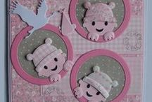 Baby creatable kaarten
