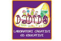 laboratori creativi / Anita Liuni, educatrice di nido e comunità infantili e Carmela Tinella, creativa e animatrice per bambini, realizzano e conducono laboratori creativi destinati a bambini di fascia d'età 0-10 anni.