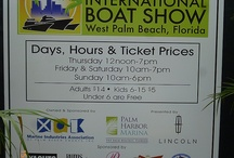 Palm Beach - Boat Show