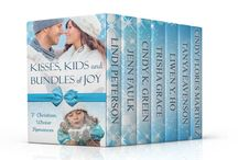 Kisses, Kids and Bundles of Joy / Snuggle up with seven brand new, never before published Christian winter romances from bestselling and award-winning authors. Kids and babies abound in this collection of novellas that will warm your heart all winter long.