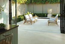 Flooring: tiles & wood