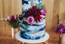 Marble frosting
