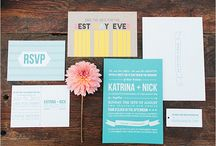 Cards, Invites & Other Typography / by Mary Withington