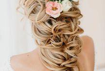 Menyasszonyi frizurák