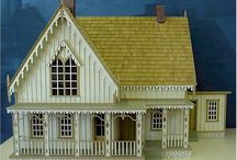 Doll house ideas / Color, texture, design!