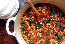 Food | Soups & Stews / Hearty soup and stew recipes for fall and winter