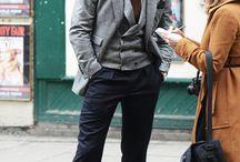 Men's fashion / Fashion ideas for men! / by Paddy O'Flynn