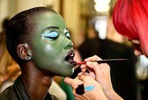 Makeup inspiration / Makeup for fun times