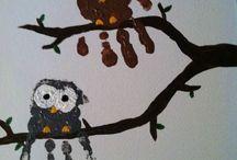Výtvarná výchova - 1. třída (1) / Náměty a nápady pro VV