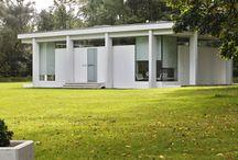 Současná architektura východních Čech / Východní Čechy se mohou pyšnit realizacemi těch největších současných es architektury _ například Zdeňka Fránka nebo Josefa Pleskota.