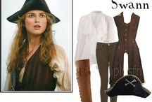 elizabeth swann costume