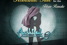 'My Title for Aashiqui 2' contest / Here's an exciting opportunity for you to come up with a title for the Telugu remake of Aashiqui2 and if your title gets selected, it will be the official title of the film and you'll get to share the stage with the actors during the music launch as well as a brand new Samsung Galaxy S5 could be yours.   Participate now in 'My Title for Aashiqui 2' contest, you can also participate on twitter using the hashtag #MytitleAashiqui2Telugu.
