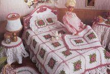 Barbie möbler