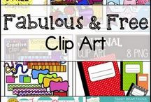 Clip Art / by Michelle Pannell