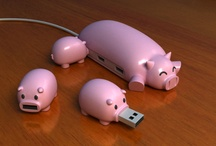 • Gadgets + Gizmos • / From the useful to the absurd