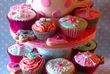 Little girls birthday party / Dit wens je elke meisje toe. Every little Girl diserves this