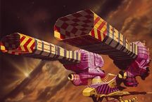Jodorowsky's Dune / Images from the greatest sic-fi film never made