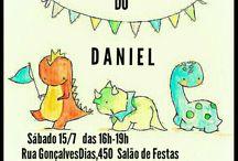 convites Daniel